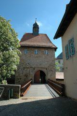 Burganlage Hohenberg a.d. Eger