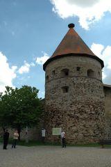 Burganlage Hohenberg a.d.Eger