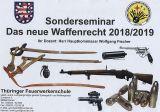 Einführung in das neue Waffenrecht