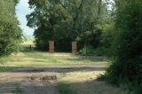 Zwei Eingangstüren