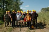 Das EMFV IED Counter Course II Team
