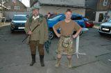Zwei schottische Clanmitglieder