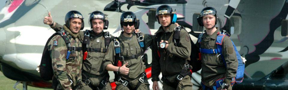 European Paratrooper