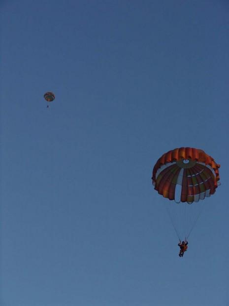landung-bei-sonnenuntergang