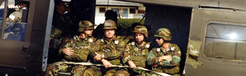 Springen mit den Special Forces 17.10.98 - 18.10.98