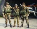 Zwei U.S. Army Spinger