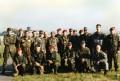 Gruppenfoto mit Lt.Commander