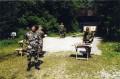 Schiessen fuer das U.S. Army Pistol badge