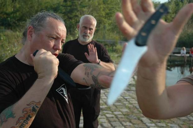 spezial-defense-training