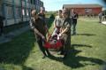 San-Ausbildung-Verwundetentransport