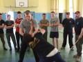 Defensetraining mit der SAS