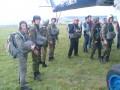Helikopterspringen in der Slowakei