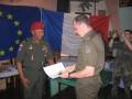Verleihung der Royal Cambodian Wings