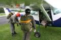 Absetzmaschine Cessna 182