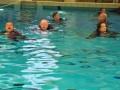 Behelfsmaesige Schwimmhilfe