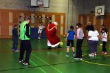 Jetzt kickt der Nikolaus mit