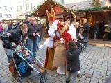 Besuch des Christkindlmarktes in Rosenheim