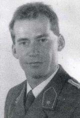 Oberleutnant Christoph Orel