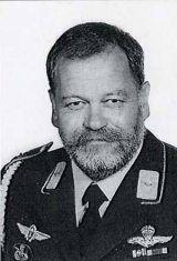 Stabsfeldwebel a.D. Dieter Hoermann