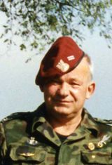 Pulkownik -Colonel- Leszek Sypek