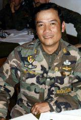 Lt. Commander Surasing Pongsopon