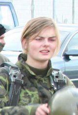 Cadet Tereza Novotna