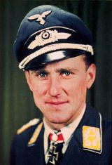 Major Guenther Rall