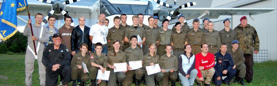 Internationale Militär Fallschirmsprungabzeichen