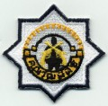 Royal Thai Army Pistol Badge cloth