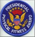 Presidential Physical Fitnes Award