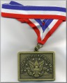 Presidential Youth Fitness Award Medal