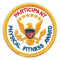 Participant Physical Fitnes Award
