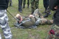 Airborne-Schleiftraining am Boden