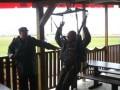 Training der Fallschirmschirmsteuerung