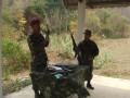 Waffenausbildung am M 16