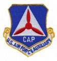 Das Wappen der USAF