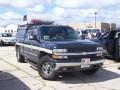 Ein weiteres CAP-Einsatzfahrzeug