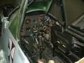 Das Cockpit der ME 109