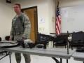 Waffeneinweisung durch die USAF