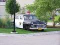 Ein alter Sheriffwagen