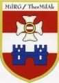 Das Wappen MilRG