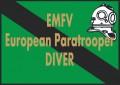 EMFV-Tauch Patch