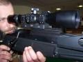 Test Scharfschützengewehr