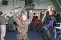 Ausbildung am Flaechenfallschirm