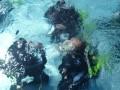 Das erst Mal unter Wasser atmen
