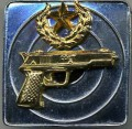 Royal Thai Army Pistol Expert Badge