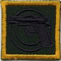 Royal Thai Army Pistol Badge EXPERT