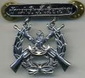 Royal Thai Navy Rifle Expert Badge medal