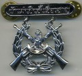 Royal Thai Navy Rifle Expert Badge medal