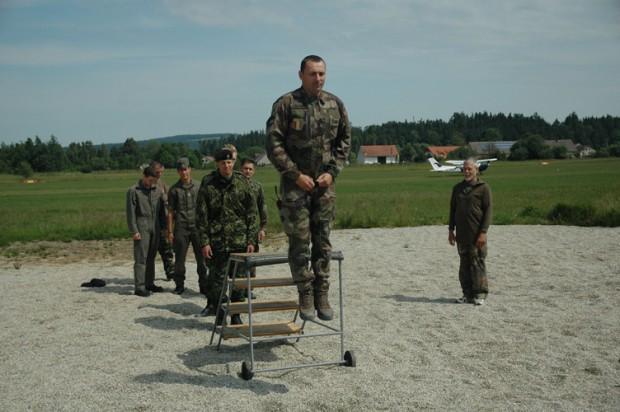 landefall-training